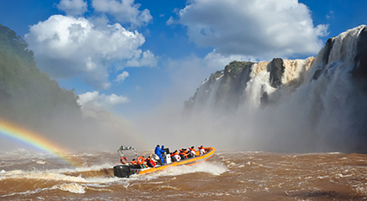 Iguazu Wasserf 228 Lle Argentinien Und Brasilien